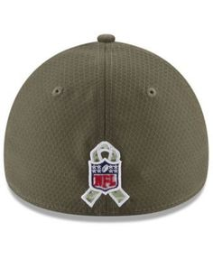 New Era Los Angeles Chargers Salute To Service 39THIRTY Cap - Brown L/XL