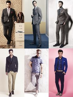 Examples of Well Fitting Clothing!- Men's Fashion Basics!