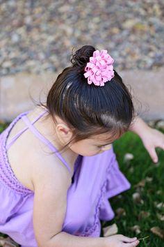 Felt Flower Hairtie 8 copy