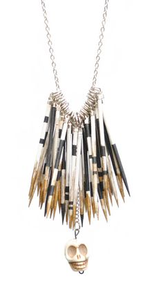 Quill Necklace