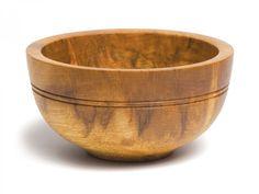 Liam O'Neill Hand Turned Round Bowl - David Mellor Design #craft #wood #bowl #handmade