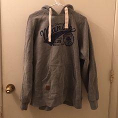 Authentic Mancity football hoodie Authentic. Never worn. Mancity Jackets & Coats