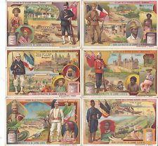 Figurine Liebig - 679-1910 - Colonie delle potenze europee
