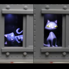 Schrödinger's Cat Executive Decision Maker (not to make decisions but to kill virtual cats)
