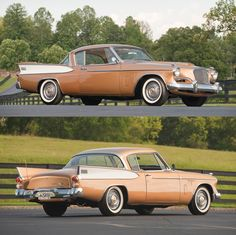 1957 Studebaker Golden Hawk...Re-pin brought to you by agents of #carinsurance at #houseofinsurance in Eugene, Oregon