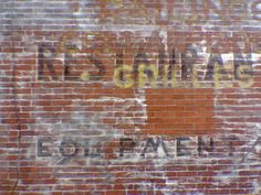 Tap Room – No Libs « Ghost Sign Project Building Art, Tap Room, Terrazzo, Signs, Painting, Vintage, Murals, Shop Signs, Painting Art