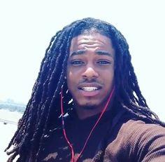 Dreads Gorgeous Black Men, Handsome Black Men, Beautiful Men, Mens Braids Hairstyles, Black Men Hairstyles, Beautiful Hairstyles, Dicker Pony, Ombre Hair, Haitian Men