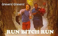 could not stop laughing, it's the maze runner plus one of my favorite shows. YES