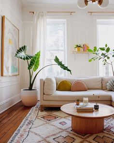 Design Living Room, Boho Living Room, Home And Living, Living Room Decor, Modern Living, Cozy Living, Dining Room, Bohemian Living Spaces, Retro Living Rooms