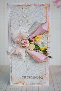 Scrap & Photo: Pastelowo i romantycznie