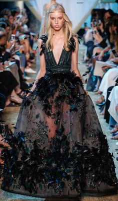 Elie Saab Fall 2017 Couture