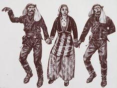 Greek Music, Greek Culture, Folk Dance, Folk Music, Black Sea, Traditional, History, 3, Hands