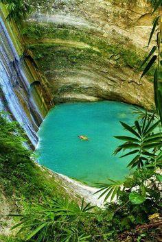 Dau Falls Cebu, Philippines