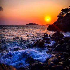 Puesta de sol, Acapulco  Sunset