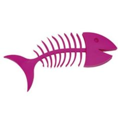 Pink Umbra Wishbone Soap Dish