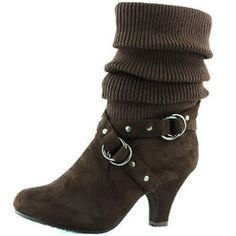 Top Moda Women's Top Moda Auto-25 Round Toe Ankle Boots Shoes