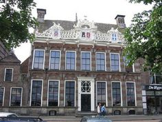 The museum in Zwolle.