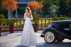 Wedding dress Nensi photo 4