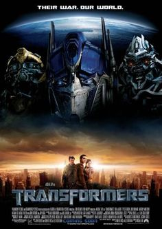 Transformers I loved this movie but I really wished they slowed their transforming to half speed...