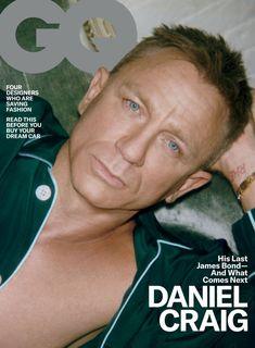 James Bond Daniel Craig, New James Bond, James Bond Theme, James Bond Movies, Daniel Craig Body, Pierce Brosnan, Gq Usa, Donald Trump, Best Bond