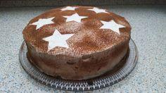 Gebrannte Mandelnselbstgemachte SchokoladentafelPralinen mit NougatfüllungHimbeerzuckerBethmännchenMascarpone Zimt Torte