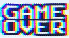 Game Over or Next Level? This is my original design. Use only personal non commercial #retrogaming #gaming #nextlevel #pixel #pixelart #perlerart #8bit #mindblowing #perlerbeads #pärlor #bügelperlen #worldofnerdart #hamabeads #perler #beads #nabbibeads #trippy #strijkkralen #fusebeads #poculture #geek #geekgirl #kandicuff #gameover #popart #retrogames #retrogamer #psychedelic #acid #freubelfabriekamsterdam