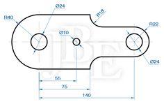 AutoCAD para todos - 100% Práctico: Ejercicios Desarrollados