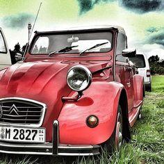 Citroën 2CV HDR fotoğrafları, onu daha ilgi çekici kılmıyor mu? | Ulugöl Otomotiv Citroen sayfası: http://www.ulugol.com.tr/Citroen.aspx