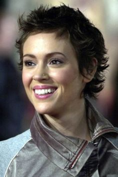 Modern Short Curly Hairstyles for Women