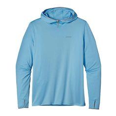 Patagonia Men\'s Tropic Comfort Hoody II - Lite Electron Blue LECB