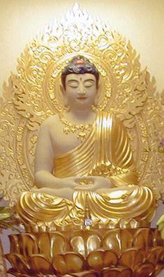 Délicat Bouddha !