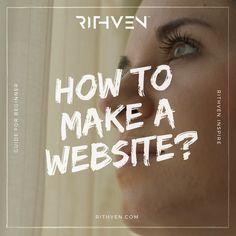 How to make a website?