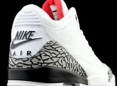 THE SNEAKER ADDICT: 2013 NIKE Air Jordan 88' III Retro 3 Sneaker (New Images)