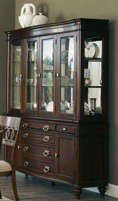 Point Reyes Display Cabinet