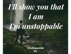 Sia-unstoppable