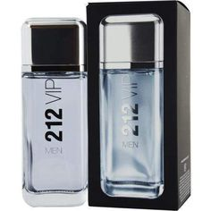212 Vip By Carolina Herrera Edt Spray 6.8 Oz