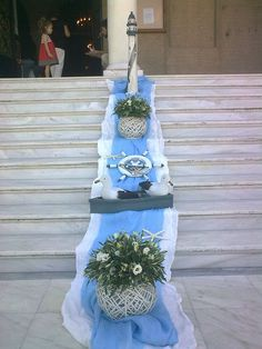 Christening, Table Decorations, Children, Party, Home Decor, Weddings, Young Children, Boys, Decoration Home