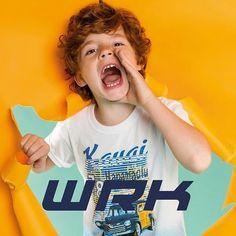 Moda e atitude: dois elementos que caminham juntos nos looks WRK. New Kids, Editorial, Comics, T Shirt, Women, Fashion, Attitude, Supreme T Shirt, Moda