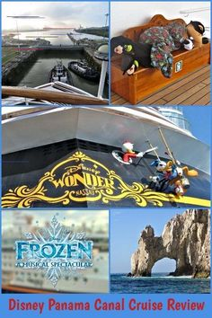 The Disney Panama Canal Cruise sails from San Diego to Galveston, visiting 5 ports along the way. Find out what 2 weeks at sea on the Disney Wonder is like! Cruise Travel, Cruise Vacation, Travel Usa, Disney Travel, Travel Tips, Globe Travel, Fun Travel, Texas Travel, Cruise Tips