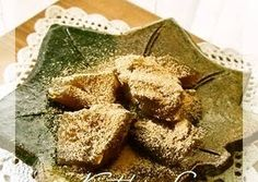 Warabi Mochi Recipe -  Yummy this dish is very delicous. Let's make Warabi Mochi in your home!