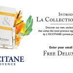 Free Deluxe L'Occitane Grasse Sample
