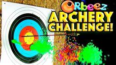 Orbeez Archer Challenge | Official Orbeez