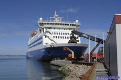 Color Traveller Rederi: Color Line AS (Norge). Rute: Larvik - Hirtshals.
