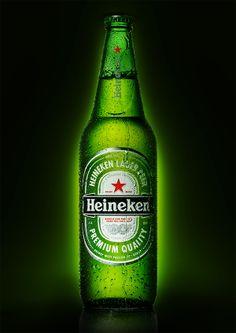 Heineken by Vladislav Antonian, via Behance