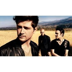 The Script's Danny O'Donoghue Loves Rejecting Sexy Girls ❤ liked on Polyvore