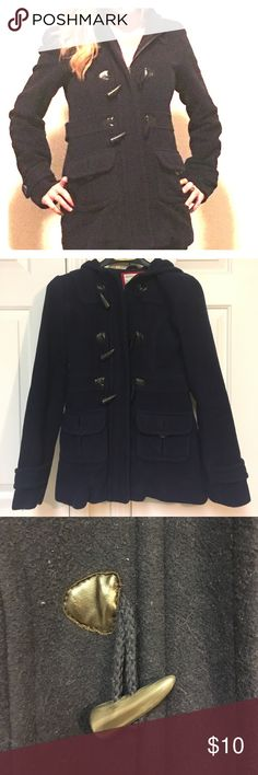 Old Navy toggle coat | Coats D and Old navy pea coat