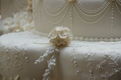 The Royal Wedding Cake by The British Monarchy, via Flickr
