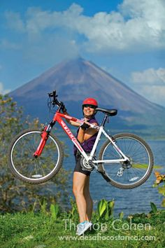 Mountain BikeThorton Cohen / www.desafiocostarica.com