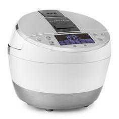 Hotpot Multifunktionskocher Multi Cooker Multivarka 23-in-1 5l Touch - weiß