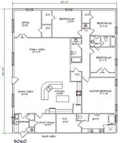 30 barndominium floor plans for different purpose barndominium floor plansbarndominium texaspole barn homeshouse